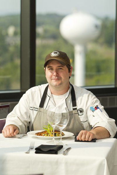 Meet the Chef ... Bryan Petrick