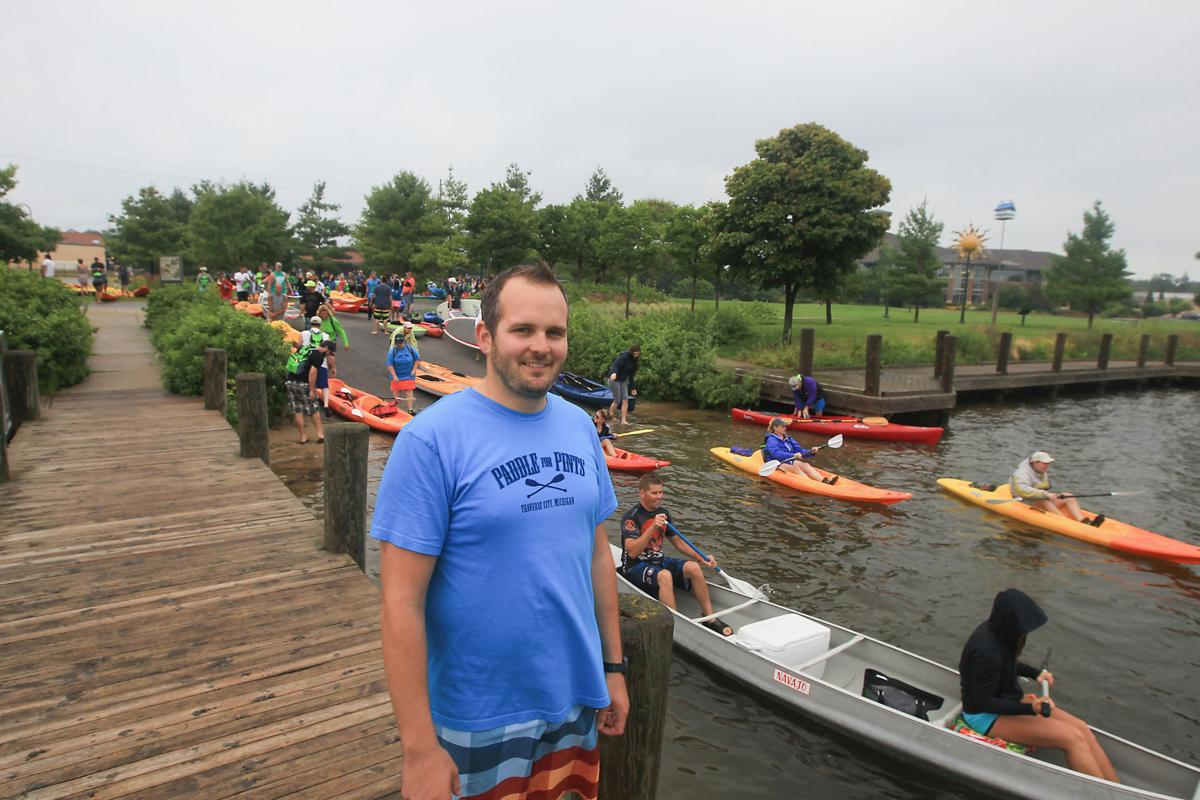 Paddle for Pints