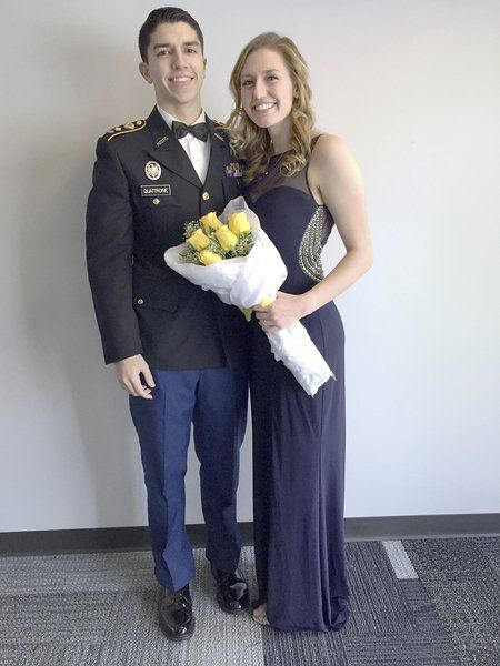 Couple Win Military Wedding Giveaway At Real Life Castle Local