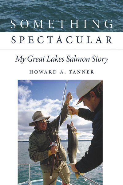 Former Michigan conservation director tells 'spectacular' fish story