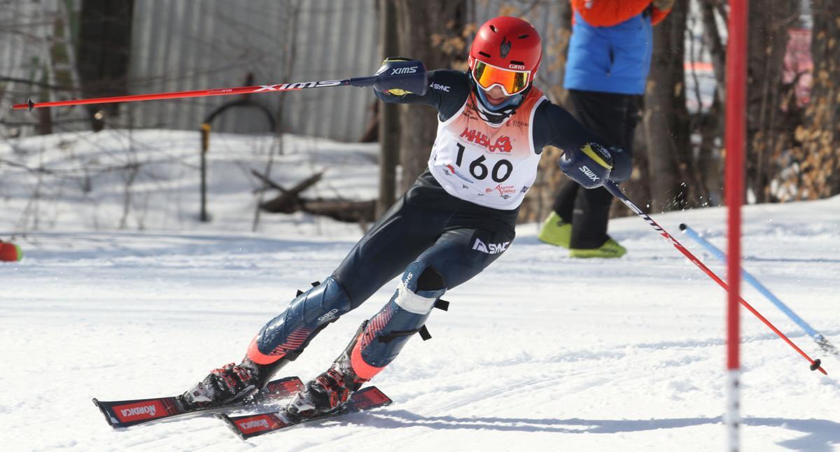 TCW Luke Wiersema slalom