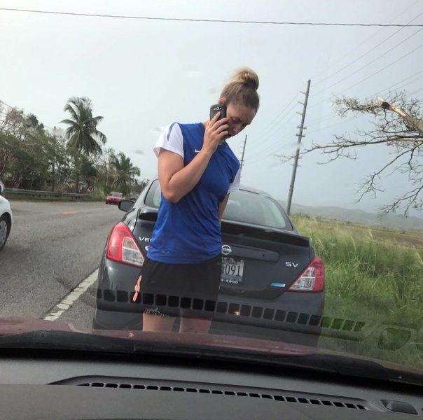 HURRICANE MARIA: Benzie's Blazejewski tells of harrowing journey in Puerto Rico hurricane