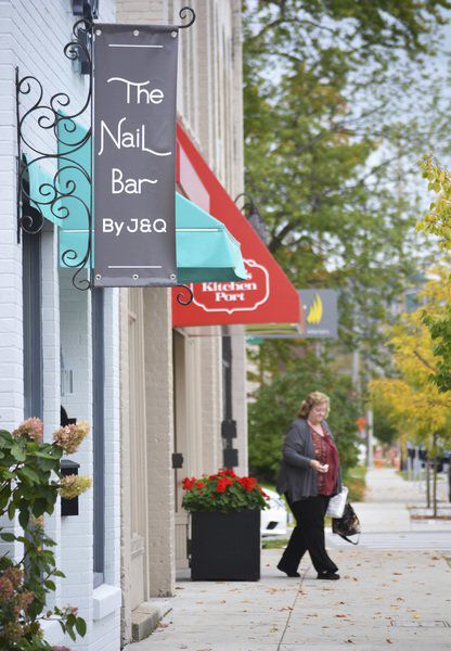 Nail Bar to open Oct  23 | Local News | record-eagle com