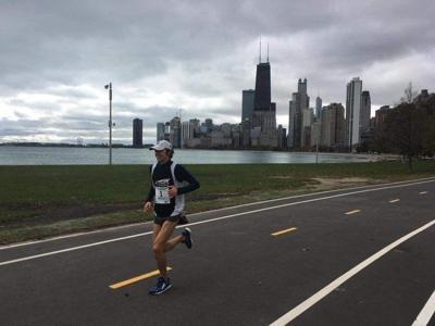 Unfinished business: Burns overcomes injury to win Chicago Ultra Marathon, looks to South Africa