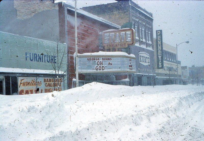 Looking Back 1978 Blizzard Left More Than 2 Feet Of Snow In 1 Day Local News Record Eagle Com