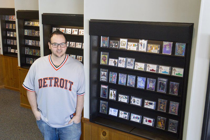 Sports cards: The Vault ready to crack open