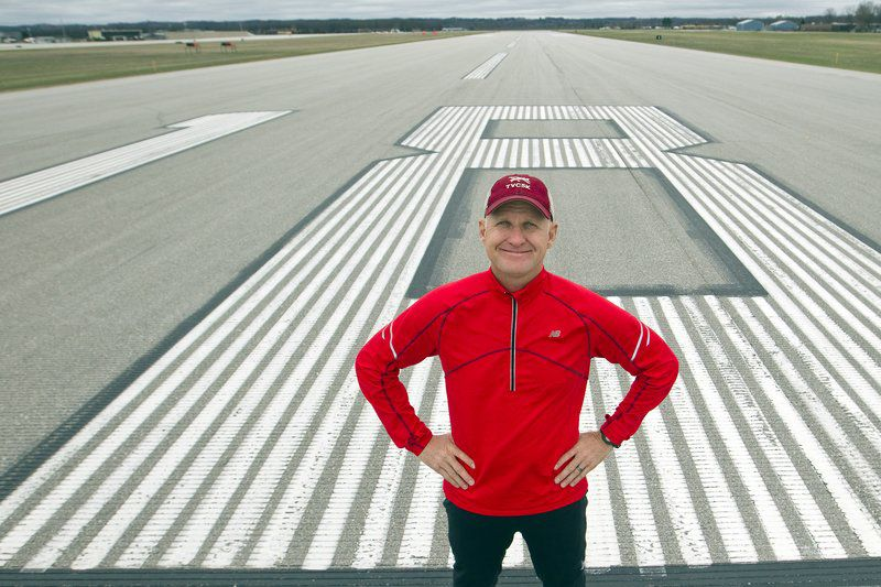 Preparing for takeoff: Racers gear up to Run the Runway