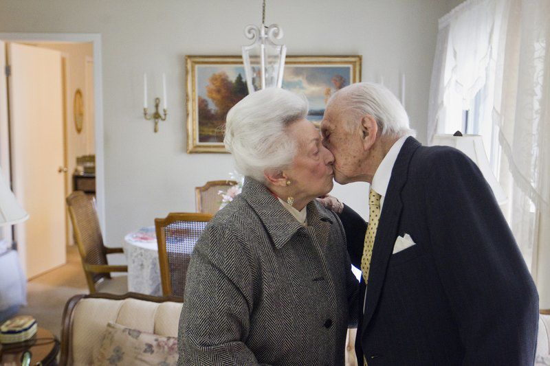 A lasting love: TC couple to celebrate 70 years of wedded bliss