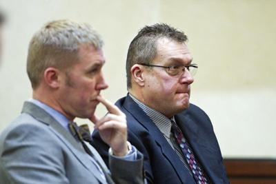 Former principal rejects plea offer
