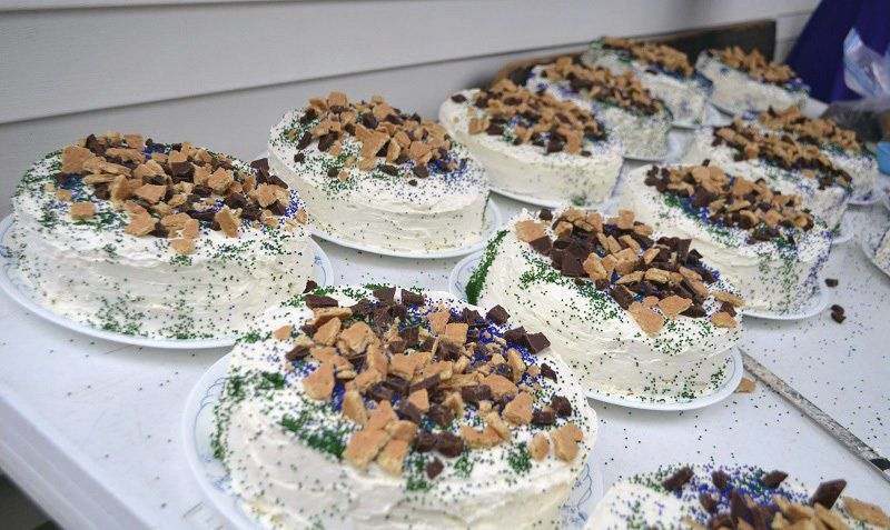 Lovina's Amish Kitchen: Many blessings to newlyweds as they begin life as one