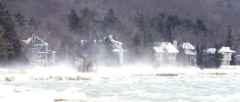 Shoreline stabilization, dock and hoist companies see uptick in work