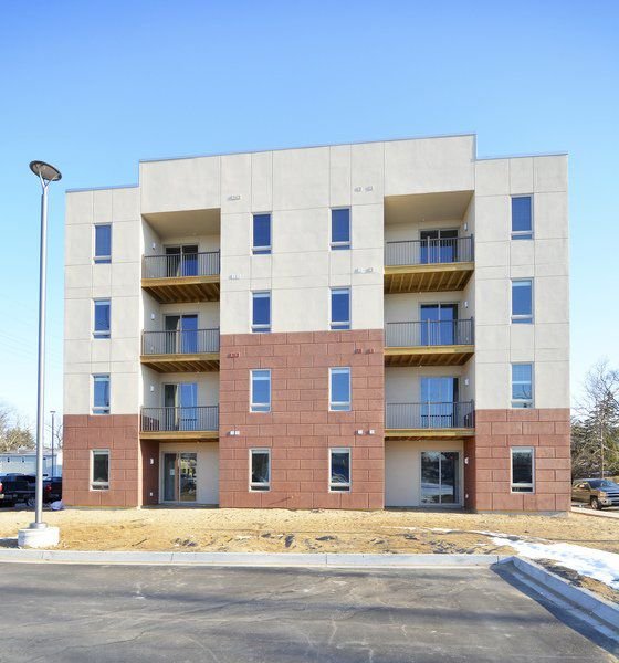 Real Estate: Complexes Putting Small Dent In Demand
