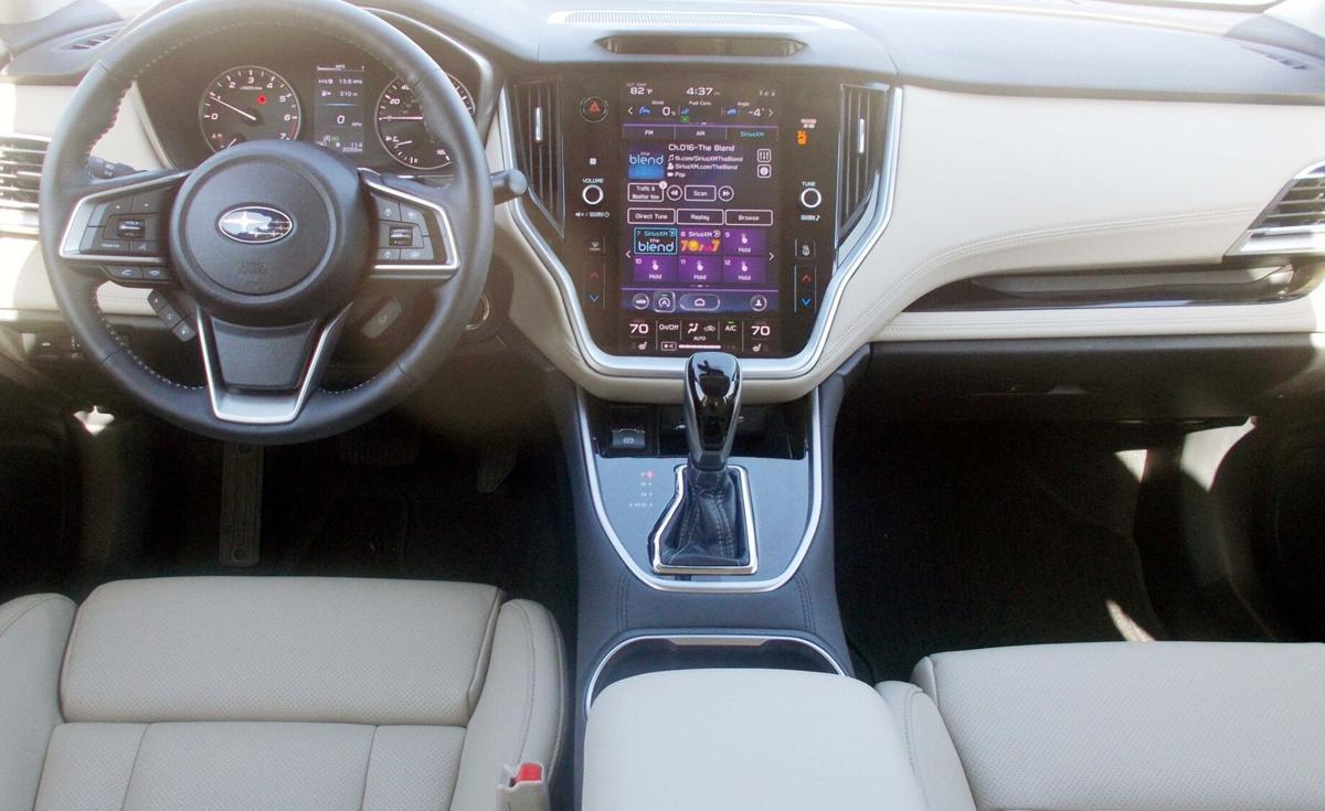 2021 Subaru Legacy Limited  interior.jpg
