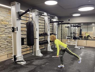 TCCC fitness center