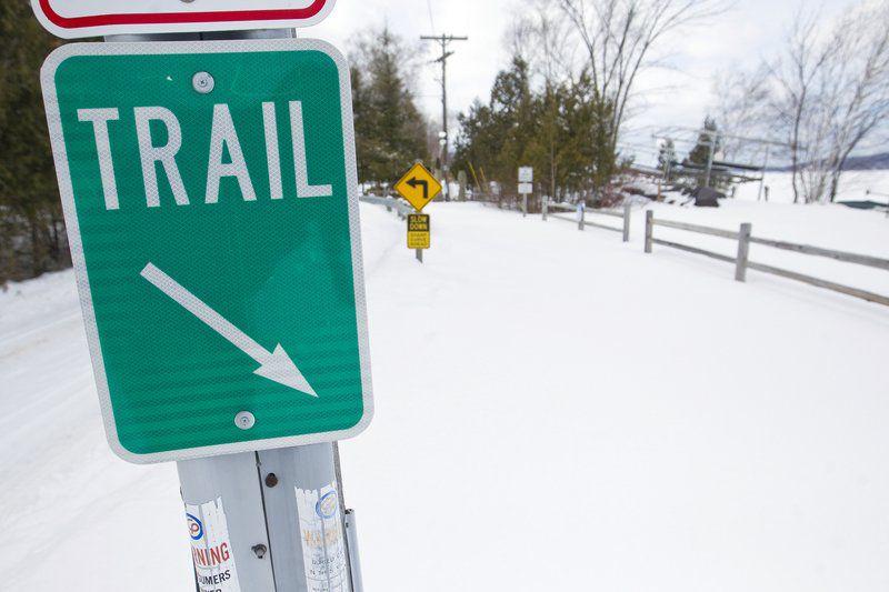 Betsie Trail Friends hoping to repair sunken stretch of path