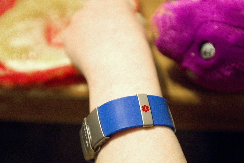 In case of emergency: ID bands offer extra protection for people with disabilities