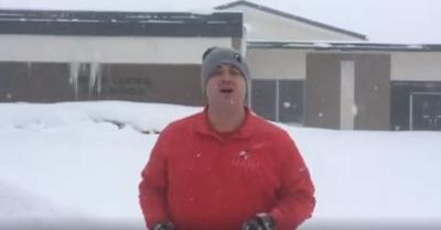 Benzie superintendent goes viral for singing video