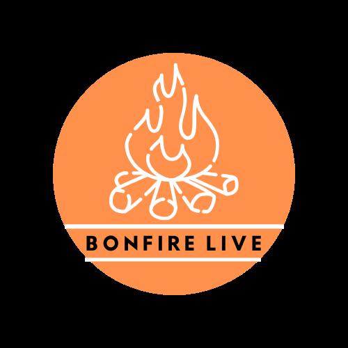 Bonfire Live logo
