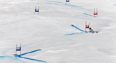 Prep roundup: Cadillac's Netzley sweeps ski regional