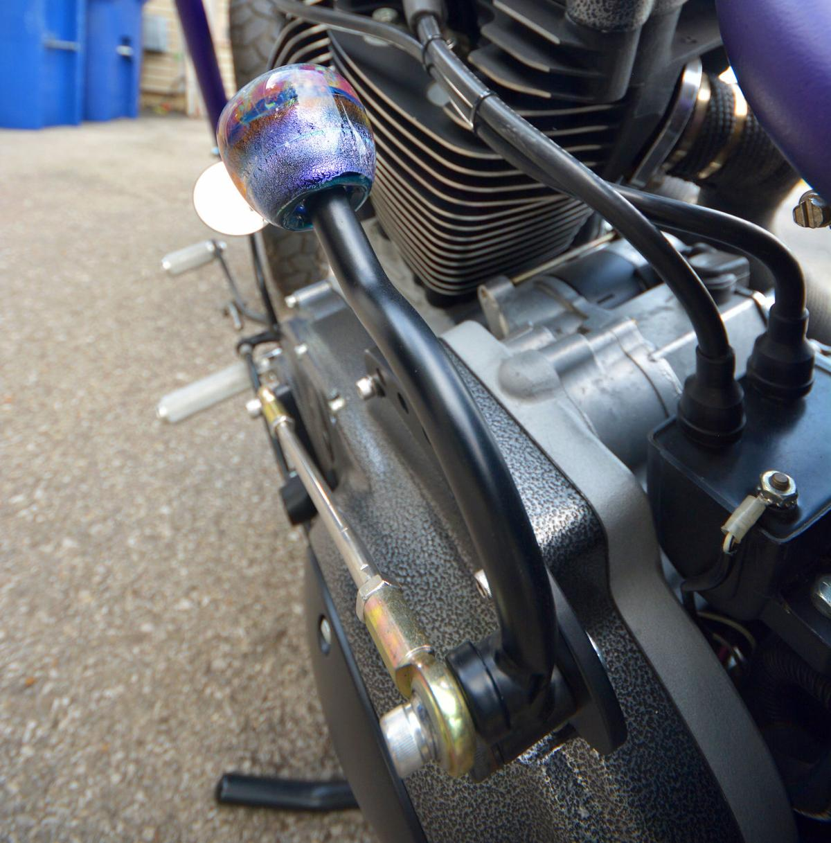 Traverse City-built motorcycle wows Sturgis crowd | the BIZ