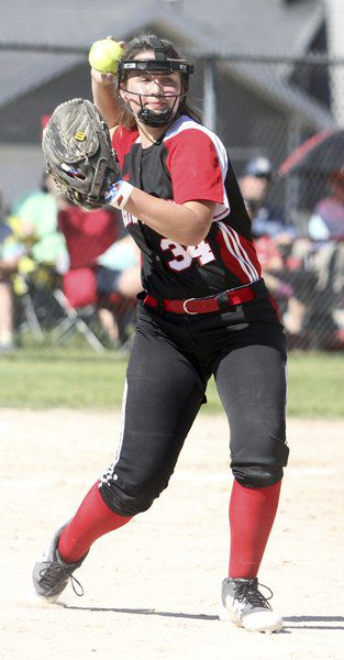 Softball roundup: Onaway pulls away from EJ in regional; Onekama reaches regional finals