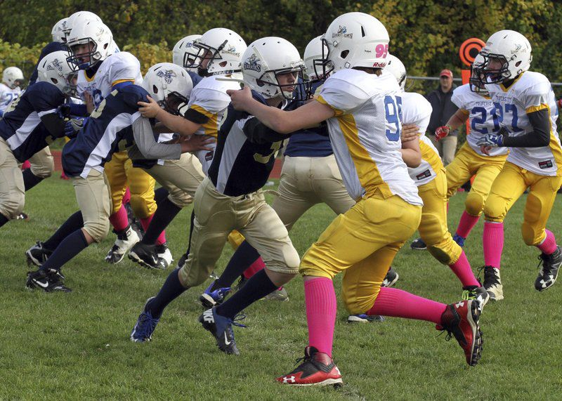 Ripley midget league football