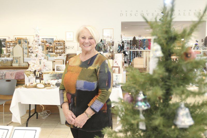 Shopping With ... Ingrid Brophy