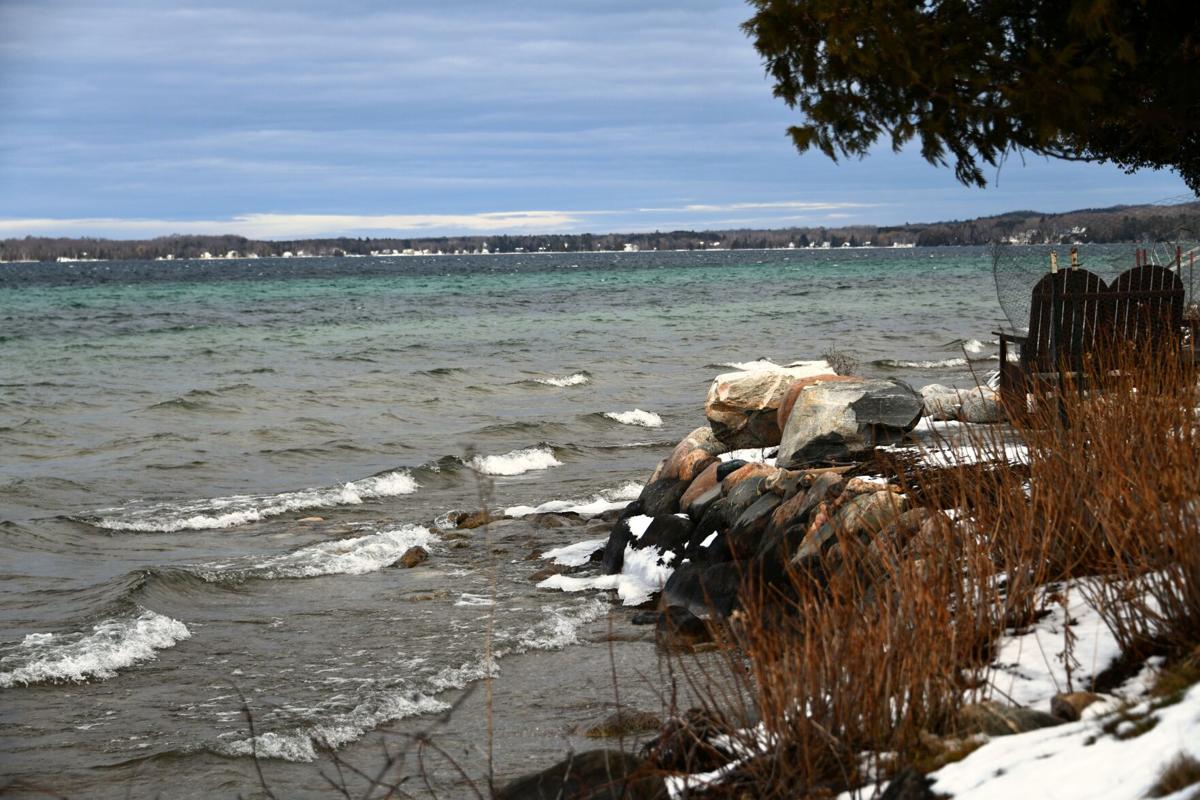 goeyes021821View on North Torch Lake. Photo by David Walker.jpg