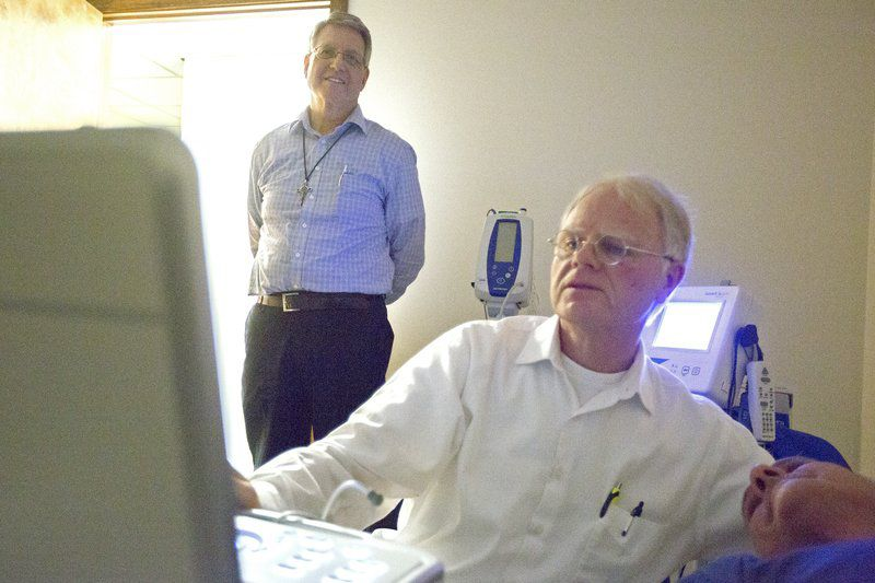Patient drives care at Vital Health Scores