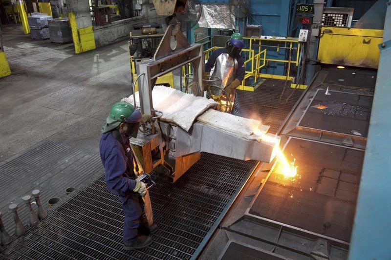 East Jordan Iron Company Plans New Foundry Business Record Eagle Com