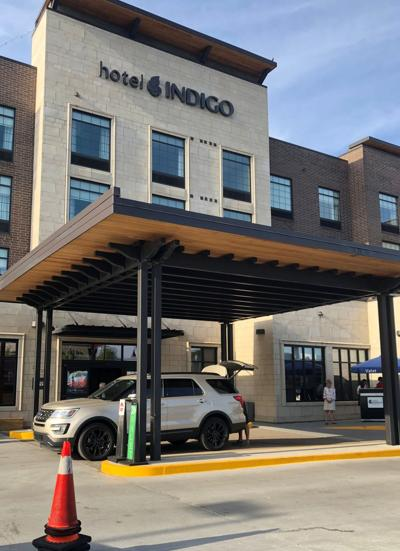 Police: Two dead of gunshot wounds at Hotel Indigo