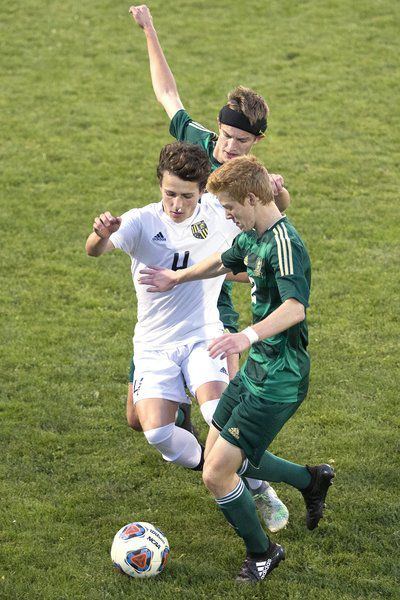 TC Central, TC West Battle To Second Tie Of The Season | Local Sports |  Record Eagle.com