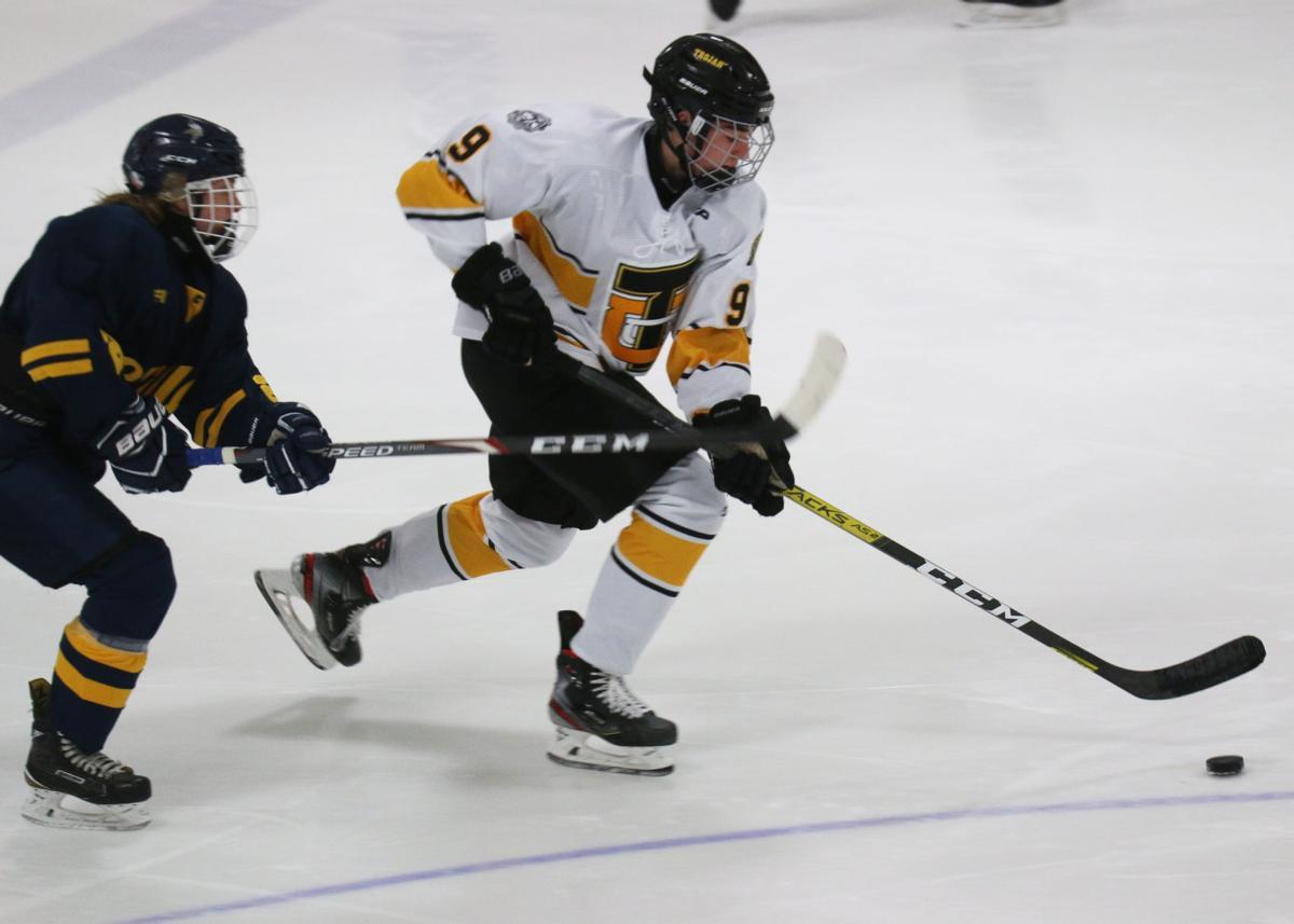 TC Hockey vs Cadillac