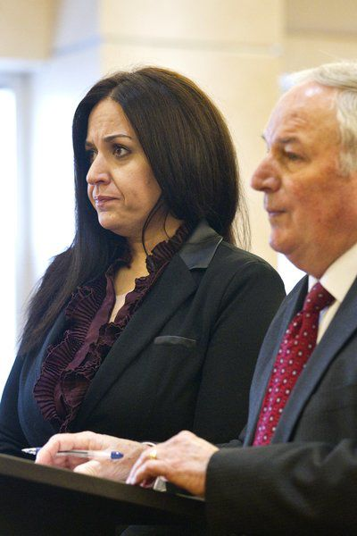 Former CPS worker faces probation | Local News | record