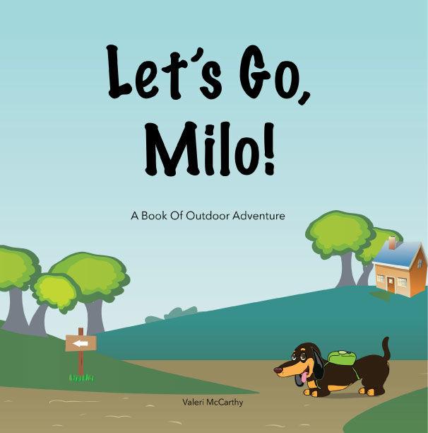 """""""Let's Go, Milo!"""" promotes activity"""