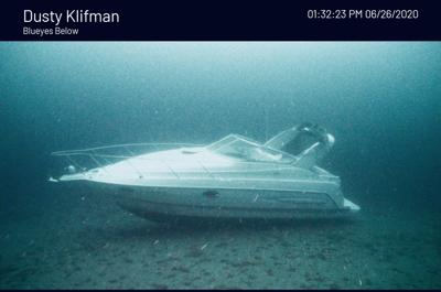 sunken boat submitted pic
