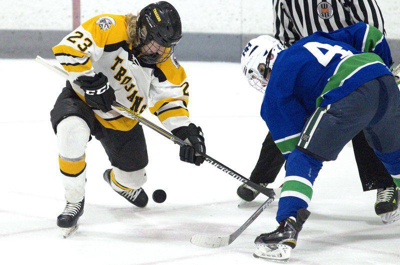 Traverse City High School Hockey
