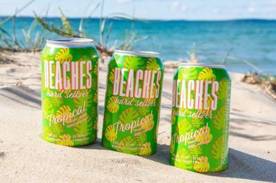 Beaches hard seltzer