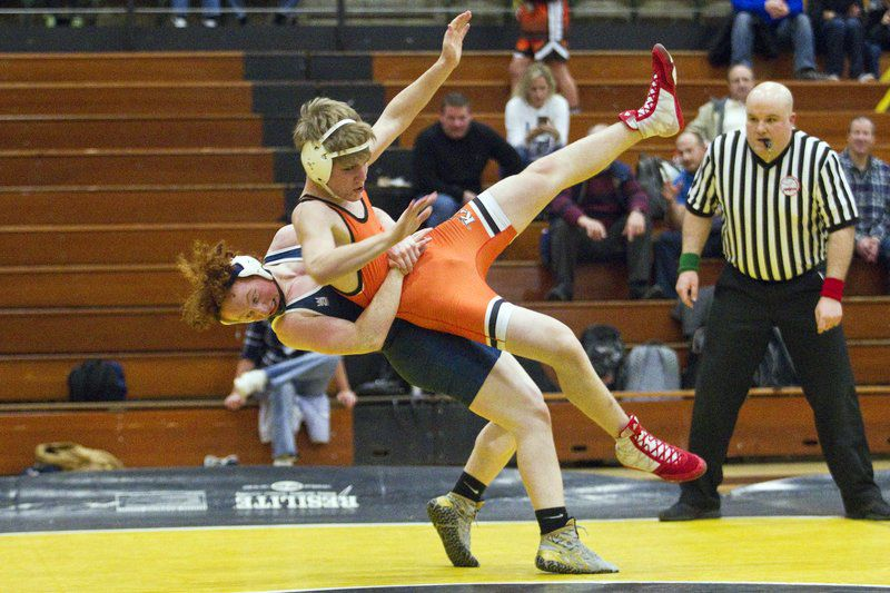Prep roundup: TC Central sweeps opening dual wrestling match