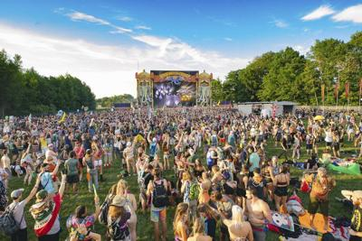 Nearly 45,000 expected to descend on ramped-up Electric Forest fest