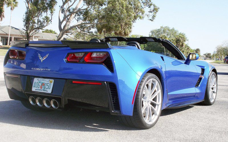 Car review: Fastest Corvette — ZR1