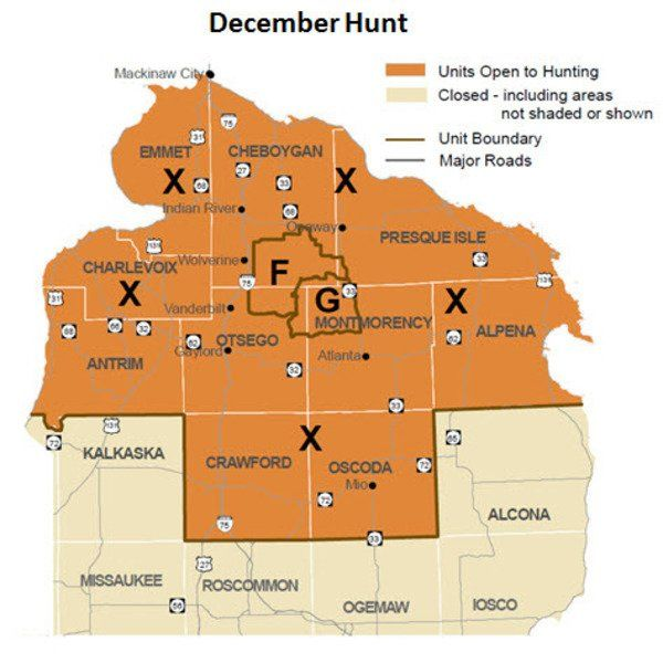 Michigan S Holy Grail Of Big Game Hunting Go Record Eagle Com