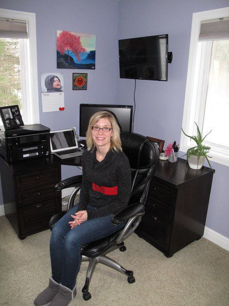 TC woman owns patent strategy company