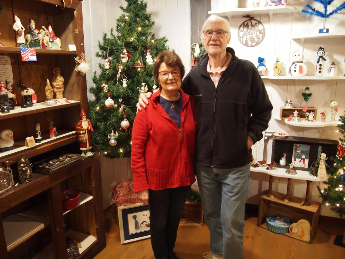 Traverse City 2020 Christmas Dinner Two Traverse City stores specialize in Christmas magic | Business