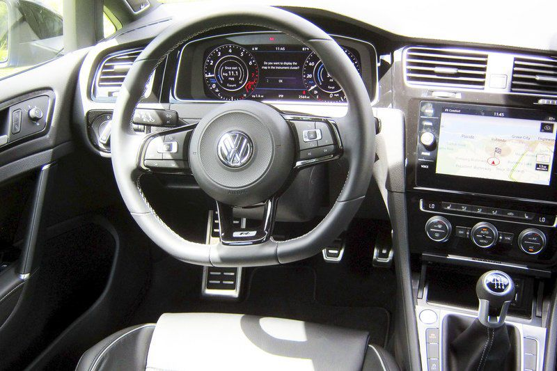 Car Review: Volkswagen Golf race car is a blast   Business