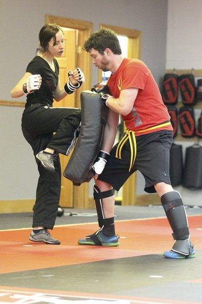 Krav maga takes hold | Local News | record-eagle com