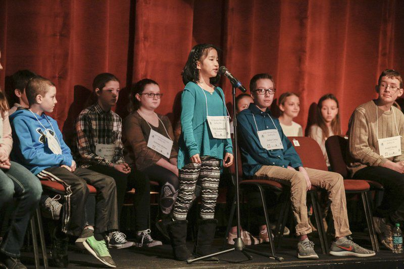 R-E-A-D-Y: Students to face off in regional spelling bee