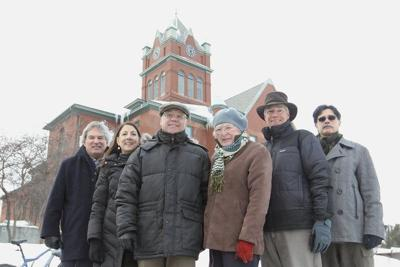 TC residents raise money to restore GT County's courthouse clock, bell (copy)