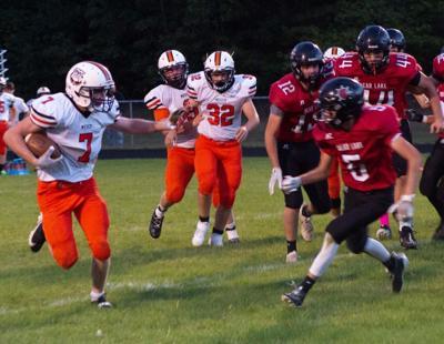 Bear Lake-Mesick Football