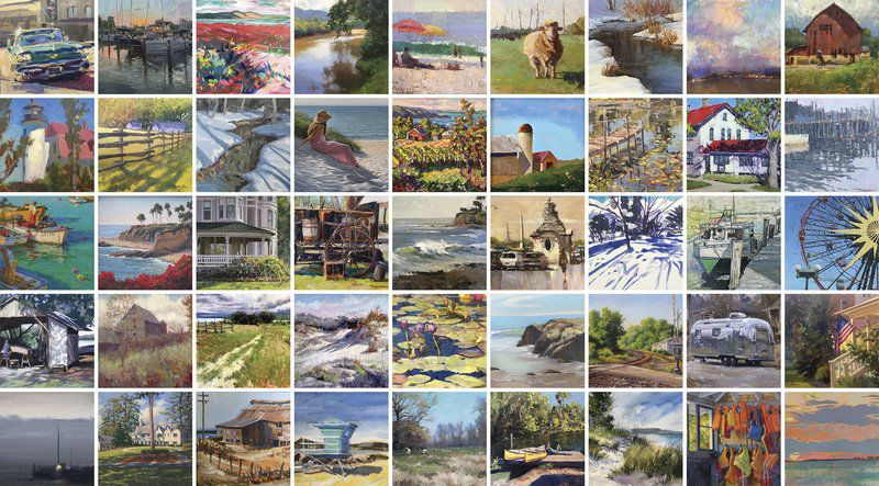 Artists to flock to area for first plein air festival